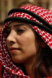 Woman-Headscarf